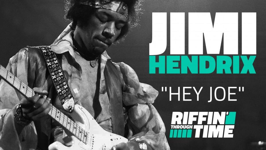 Hey Joe Solo Jimi Hendrix